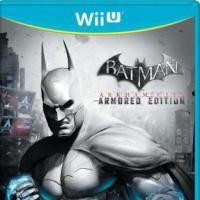 Batman Arkham City Armored Edition in versione Wii U