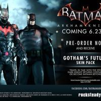 Batman: Arkham Knight, rivelate le skin del Gotham's Future pack