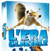 L'Era Glaciale 1, 2 e 3: il cofanetto in Blu-ray e DVD