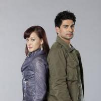 Fantasy Magazine intervista Crystal Lowe e Danny Rahim di Primeval New World
