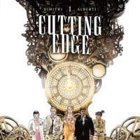 Cutting Edge: il fumetto di Francesco Dimitri