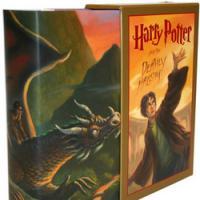 Le celebrazioni di Scholastic per il settimo Harry Potter