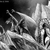 I draghi di Tolkien a Bassano