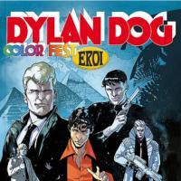 Dylan Dog Color Fest 12: Eroi