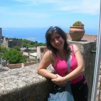 Eleonora Rossetti appesa a un filo