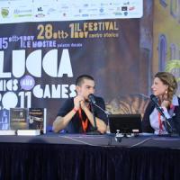 Lucca 2011: Francesco Barbi e Il burattinaio