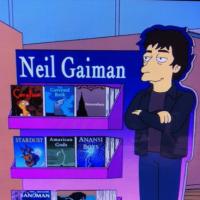 Neil Gaiman nei Simpson