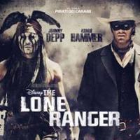 The Lone Ranger, i poster dei personaggi
