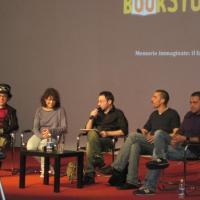 Barbi, Dimitri, Falconi e Rosso, ovvero Elisa e i Tre Franceschi alla Fiera di Torino 2010