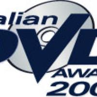 Allo scatto finale i DVD italian Awards