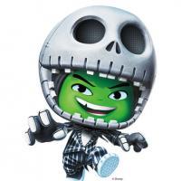 Con Disney Universe scopri la Città di Halloween  nei panni di Jack Skeletron e dei suoi amici