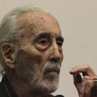 Addio a Sir Christopher Lee