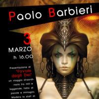 Paolo Barbieri al Lupo Rosso