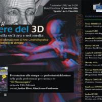 Le frontiere del 3D - le nuove tecnologie nella cultura e nei media