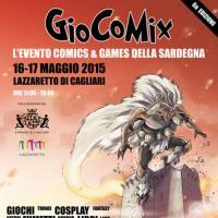 Giocomix, arriva la 6° edizione