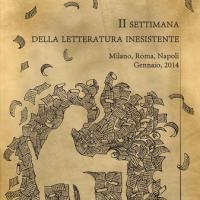 Da oggi la seconda edizione della Settimana della letteratura inesistente