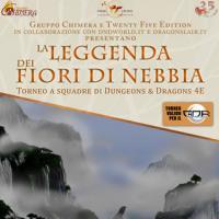 Dungeons & Dragons: La leggenda dei fiori di nebbia