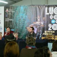 Lucca Comics&Games 2012: Paolo Barbieri e l'Inferno di Dante