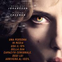 Nuovo poster italiano per Lucy di Luc Besson