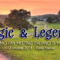 Magic & Legends a Firenze a ottobre 2014