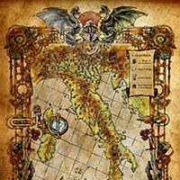 La Mappa dei draghi Italiani