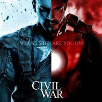 Captain America: Civil War, Robert Downey Jr e Chris Evans scatenati