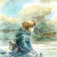Arriverà a settembre Nausicaä - Watercolor Impressions