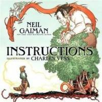 Neil Gaiman e le istruzioni per sopravvivere a una fiaba
