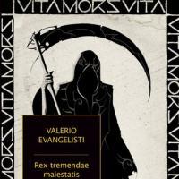 Rex Tremendae Maiestatis di Valerio Evangelisti in libreria a novembre
