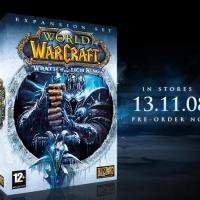Arriva Wrath of the Lich King