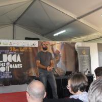 Lucca Comics & Games 2011: l'Amon Day