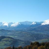 I monti della Sibilla nella Marca