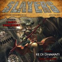 È arrivato Slayers Magazine