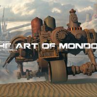 The Art of Mondo9: uno sguardo d'autore sugli scenari di Dario Tonani