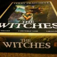 Arrivano le Streghe di Terry Pratchett