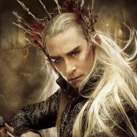 Lo Hobbit: La desolazione di Smaug. Il character poster di Thranduil in esclusiva