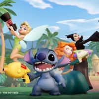 Stitch e Trilli per Disney Infinity 2.0