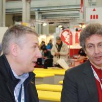 Due chiacchiere con Stefano Vietti  a Lucca Comics & Games