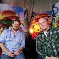 Intervista a Cody Cameron e Kris Pearn: Piovono Polpette 2