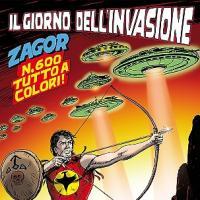 Zagor 600: Il giorno dell'invasione