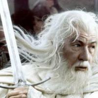 Gandalf difende il Codice Da Vinci
