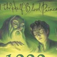 Un milione di Harry Potter e il Principe Mezzo-Sangue