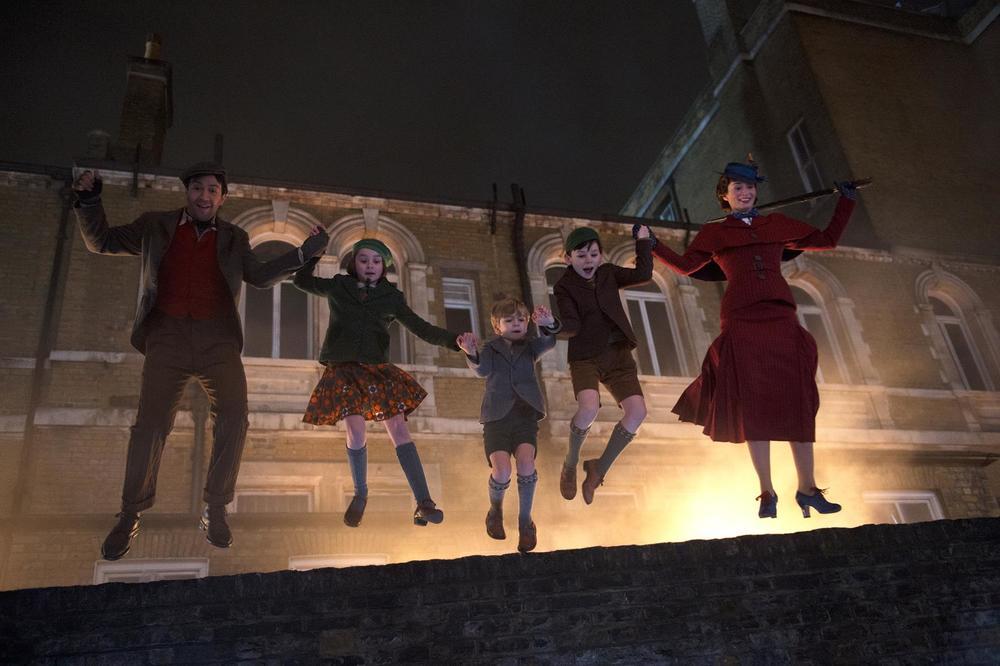 Mary Poppins | Film | Trama | Cast | 1964 | Storia | Julie Andrews